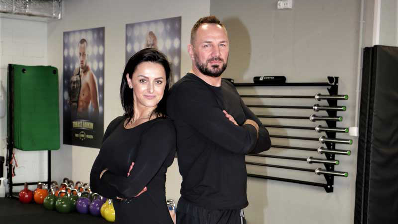 Katarzyna i Robert Złotkowscy